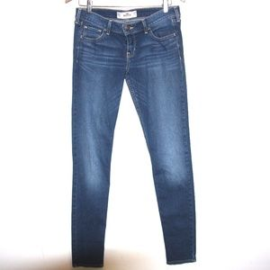 HOLLISTER 9L   W29 L 33 Skinny Jean Blue Wash